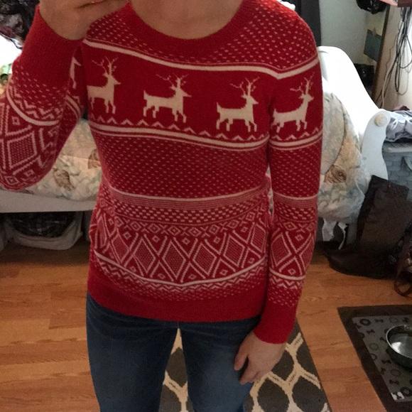 Old Navy Sweaters Christmas Sweater Poshmark
